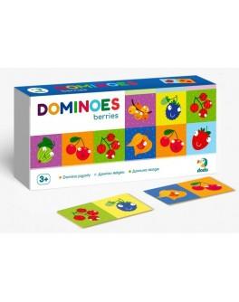 Настільна гра DoDo Доміно Ягідки (300250) - dodo 300250