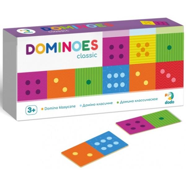 фото настільна гра DoDo Доміно класичне