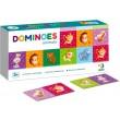 Настільна гра DoDo Доміно Тварини (300248) - dodo 300248