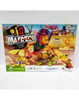 Настільна гра IQ Марафон Danko Toys - mlt G-IQM-01-01/G-IQM-01-01U