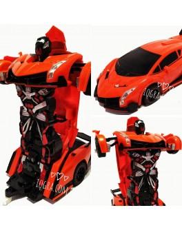 Іграшка Машина-трансформер на радіоуправлінні ТТ 667 С - igs ТТ 667 С