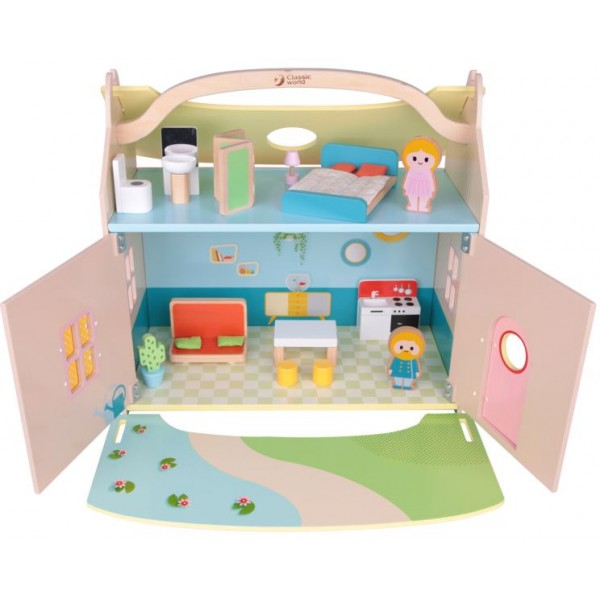 іграшка Будинок мрії Classic World 53665