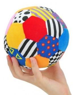 Кольоровий звуковий м'ячик Top Bright для малюків - top b AG1007