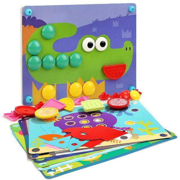 Дитяча мозаїка 8 в 1 Top Bright