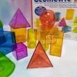Набір об'ємних геометричних фігур, 14 шт Learning Resources LER4331 - KDS LER4331
