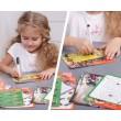 Гра з маркерами Vladi Toys 44 Коти 4-6 років (VT5010-16) - VT5010-16