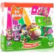 Гра розвиваюча Vladi Toys 44 Коти. Цифри. Рахунок (VT5202-15) - VT5202-07 / VT5202-15