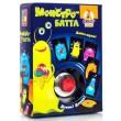 Гра настільна із дзвоником Vladi Toys Монстро-баттл (VT8010-04) - VT8010-02 / VT8010-04