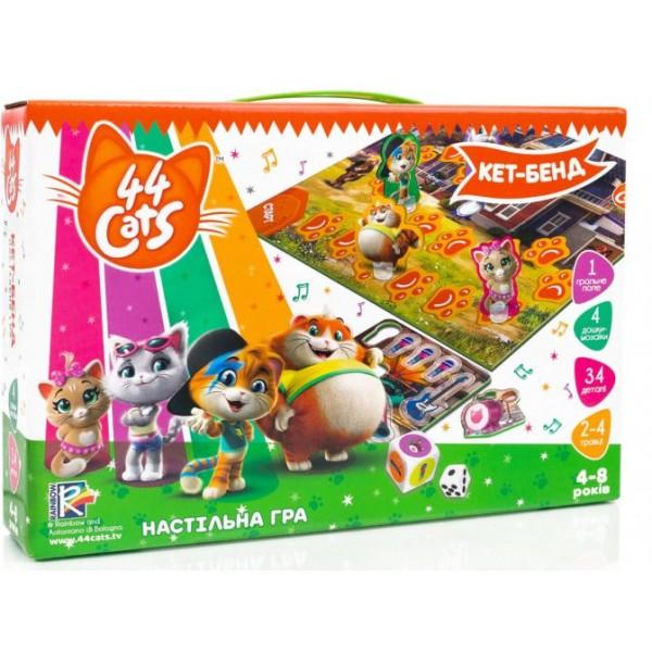 Гра настільна Vladi Toys 44 Коти. Кет-бенд