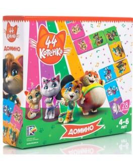 Гра настільна Vladi Toys Доміно. 44 Коти (VT8055-14) - VT8055-06 / VT8055-14