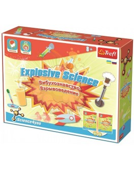Настольная игра Взрывоведение (Explosive Science) Trefl - pi 60902