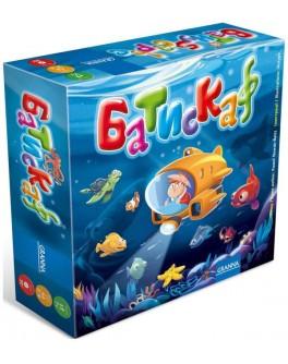 Настільна гра Батискаф Granna - pi 83293