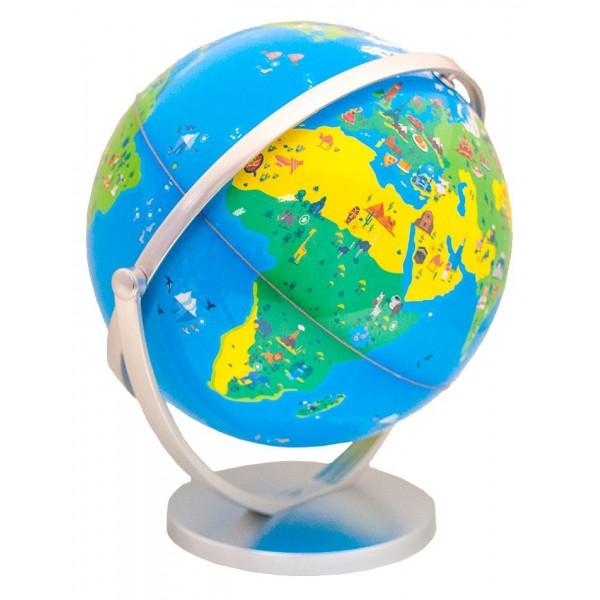 Обучающая игрушка с дополненной реальностью Глобус ORBOOT