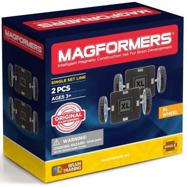 Магнитный конструктор Magformers Колеса XL 713027