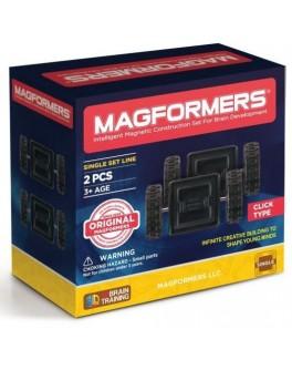 Магнітний конструктор Magformers Клік-колеса 2 шт - ITT 713009