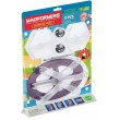 Додаткові аксесуари до магнітного конструктору Magformers Елементи оглядового колеса, 8 елементів - ITT 798010