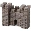 Конструктор з керамічних цеглинок Замок, 85 деталей - esk 70668