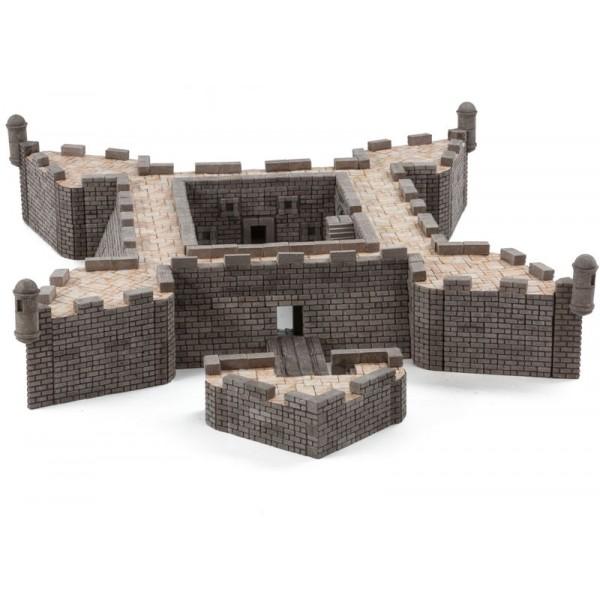 Керамический конструктор Країна замків та фортець Форт Кастель Сан-Маркос