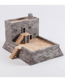 Конструктор Форт Матанзас из керамических кирпичиков 1000 деталей - esk 70460