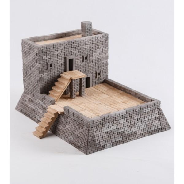 Конструктор з керамічних цеглинок Форт Матанзас 1000 деталей - esk 70460