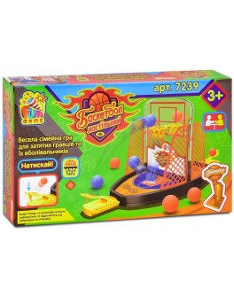 Настольная игра Fun Game Баскетбол (7239) - igs 7239