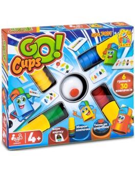 Настільна розважальна гра Fun Game Go Cups (7401) - igs 7401