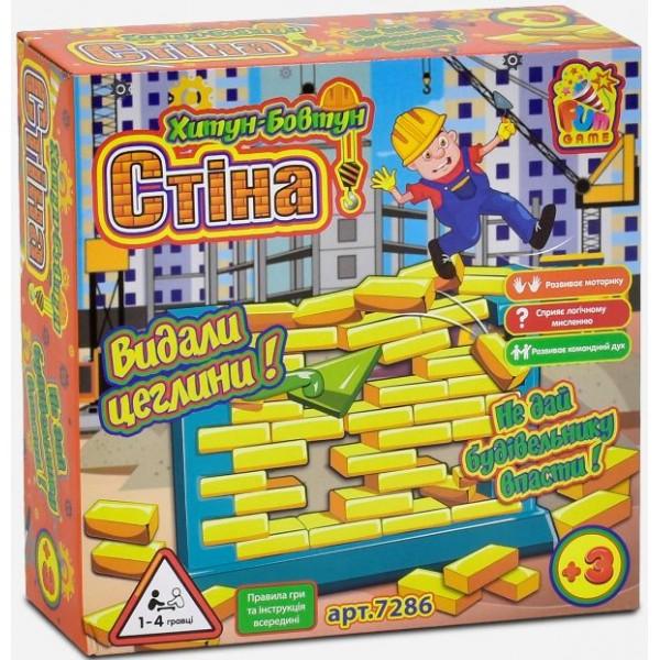 Настольная игра Хитун-Бовтун Стіна
