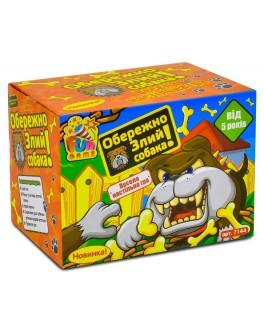 Настольная игра Fun Game Обережно! Злий собака (7144) - igs 7144