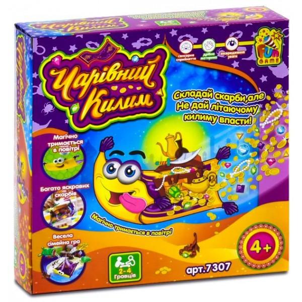 Семейная настольная игра Волшебный ковер