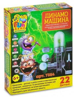 Науковий набір Fun Game Динамо машина (7354) - igs 7354