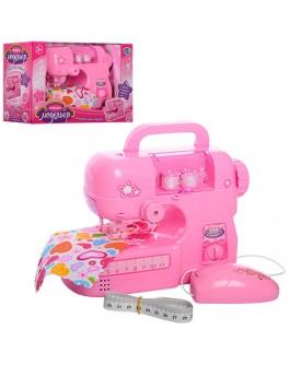 Швейная машинка с музыкальными и световыми эффектами Limo Toy (2030) - mpl 2030