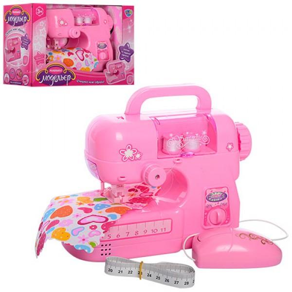 Дитяча музична швейна машинка