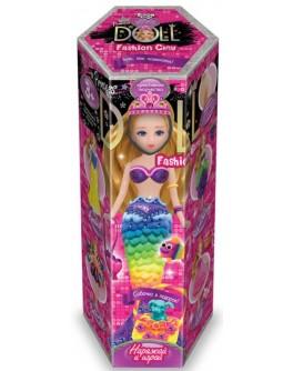 Набір для творчості Danko Toys Princess Doll (CLPD-01-01U) - mlt CLPD-01-01U