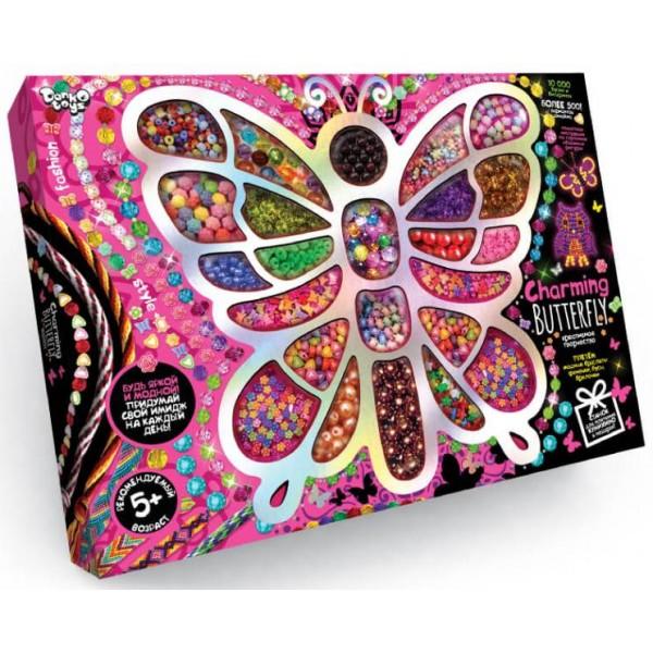 Набір для творчості Danko toys Charming Butterfly (CHB-01-01) - mlt CHB-01-01