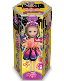 Набір для творчості Danko Toys Princess Doll (CLPD-02-01U) - mlt CLPD-02-01U