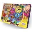 Набір для творчості Danko Toys годинник Crystal Mosaic Clock - mlt Crystal Mosaic Clock