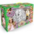 Набір для творчості Danko Toys Сумочка з плюшевою іграшкою (RP-01-01U) - mlt RP-01-01U
