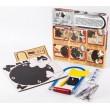 Набір для творчості Danko Toys Artwood Вирізання лобзиком Настінний годинник - mlt Artwood 1