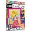 Набір для творчості Danko Toys Вишивка на пластиковій канві Plastic Canvas - mlt Plastic Canvas
