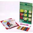 Набір для творчості Danko Toys вишивка гладдю на розтяжці з рамкою - mlt Вышивка гладью