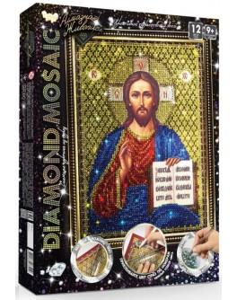 Набір для творчості Danko Toys Живопис алмазна Diamond Mosaic (DM-02-01) - mlt DM-02-01
