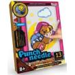Набір для творчості Danko Toys Килимова вишивка Punch needle - mlt Punch needle