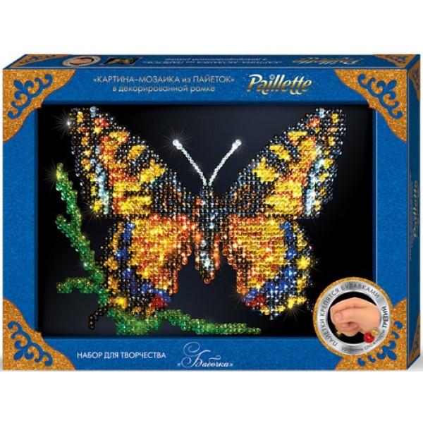 Набір для творчості Danko Toys Мозаїка з паєток велика - mlt Мозаика из пайеток