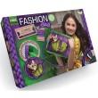 Набір для творчості Danko Toys Сумка Fashion bag вишивка муліне - mlt Fashion bag