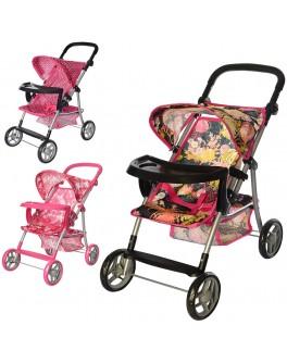 Прогулочная коляска для кукол Melogo (9366 T/018) - mpl  9366 T/018