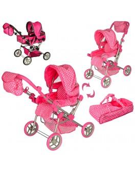 Универсальная коляска для кукол Melogo (9368/017) - mpl 9368/017
