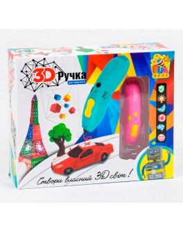 3D ручка для детей Набор для творчества Fun Game - igs 7424