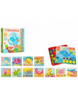 Мозаика детская Морские животные (66848) - mpl 66848