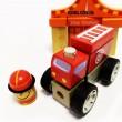 Дерев'яні звукові блоки Top Bright Пожежна станція - top b 150176
