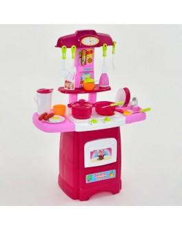 Детская игровая кухня с циркуляцией воды и реалистичными звуками